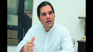 In Graphics: /varun-gandhi-said-gandhi associated with the name was helpful in becoming an - ABPNEWSTV
