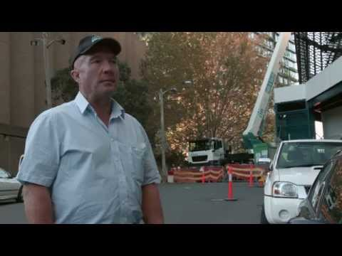 Wayne Parlett talks about MAN Trucks