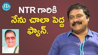 Am A HUGE FAN of NTR - Karthika Deepam Actor Ashok Rao | Soap Stars With Anitha | iDream Movies - IDREAMMOVIES