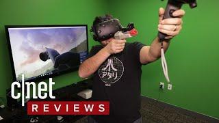 Vive Tracker VR accessories - CNETTV