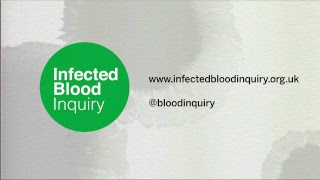 Infected Blood Inquiry opens: Contaminated blood victims seek answers - SKYNEWS