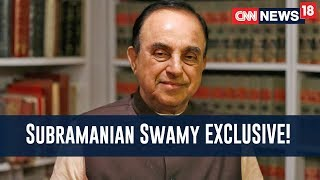 Viewpoint   Subramanian Swamy Talks To CNN-News18, Denies Intelligence Failure In Pulawama Attacks - IBNLIVE