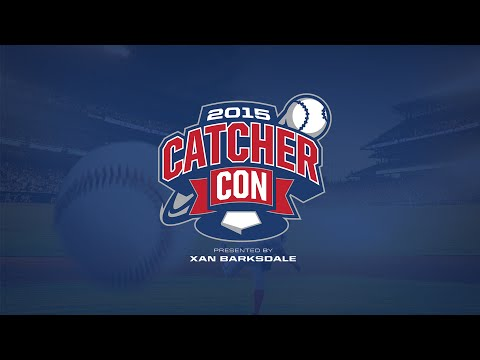 CatcherCON 2015 - Convention for Catchers and Catching Coaches