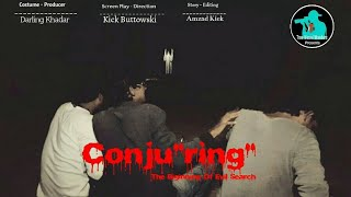 Conjuring-The Beginning of evil search telugu horror short film - YOUTUBE