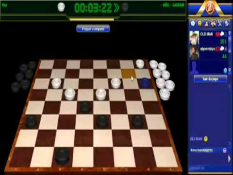 gamezer checkers NABIL