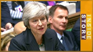 🇬🇧Can Theresa May deliver Brexit? l Inside Story - ALJAZEERAENGLISH