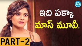 Actress Vaibhavi Shandilya Interview  - Part #2 || Talking Movies With iDeram - IDREAMMOVIES