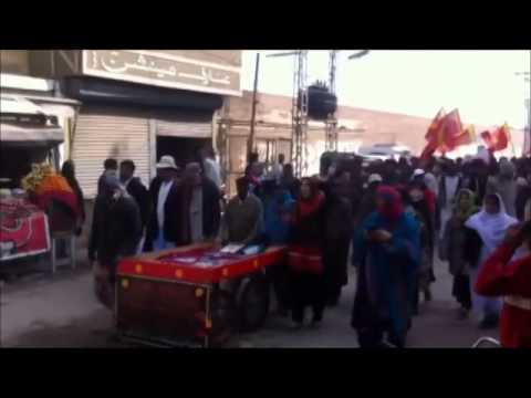 DAY 13 OF #VBMPLongMarch: Thousands welcomed the long march in Hyderabad