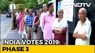 India Votes In Biggest Round Of Polls Today - NDTV