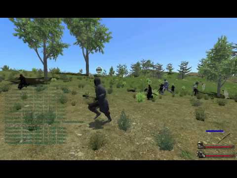 Phantasy Calradia Mod for Warband - Demons and golems units