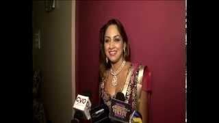 Marisa Verma Celebrates Diwali - THECINECURRY