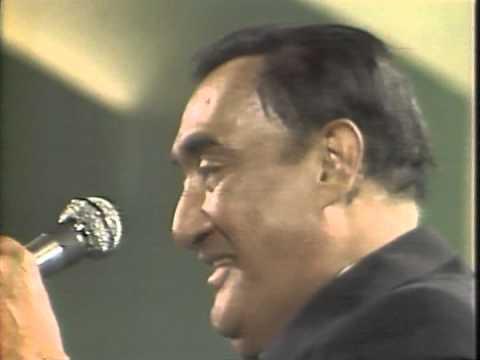 Pedro Vargas, El Rey - Volver, volver