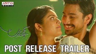 Lover Post Release Trailer | Raj Tarun, Riddhi Kumar | Annish Krishna | Dil Raju - ADITYAMUSIC
