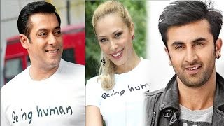 PB Express - Salman Khan, Lulia Vantur, Ranbir Kapoor and others