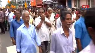 Kerala Govt Announces 'Million Women's Wall' As BJP's Team Sabarimala Arrives for Protests  CVR NEWS - CVRNEWSOFFICIAL