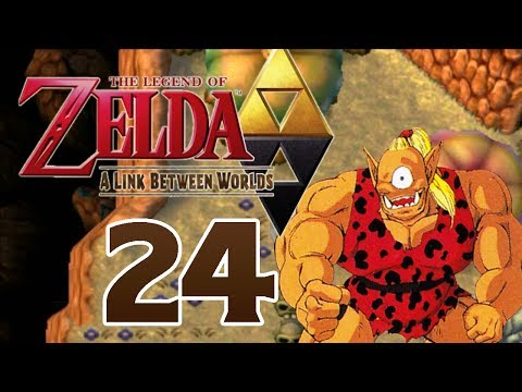 Let's Play The Legend of Zelda A Link Between Worlds Part 24: Der spendable Hinox