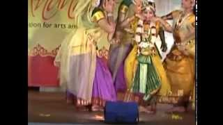 Cultural Dance Program Of Ananda Priya Foundation Attracts Everyone - ETV2INDIA