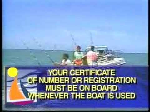 Boating Basics for First Time Boaters