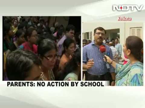 Class 1 student's alleged molestation sparks anger in Kolkata