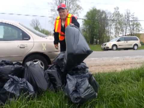 Dorchester Community Church Shaw Road Cleanup 2013