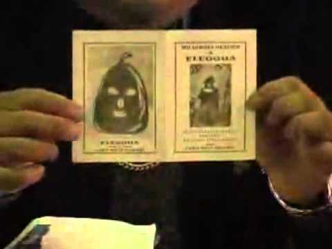 Testimonio de Pedro Romero (ex-sacerdote Satanico) Pistachon Zig Zag 5/5
