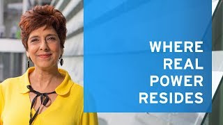 Where real power resides - Amrita Cheema | DW English - DEUTSCHEWELLEENGLISH