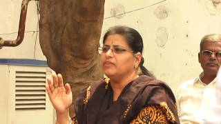 Artist Sudha emotional speech about MAA Elections polling 2015 - TFPC