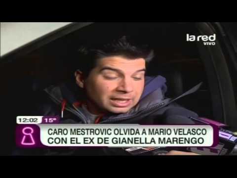 Caro Mestrovic olvida a Mario Velasco con el ex de Gianella Marengo