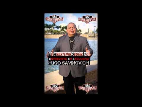 Entrevista EWSY Hugo Savinovich (Abril 2013)