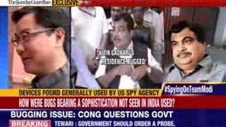 NSA downplays Nitin Gadkari's bugging issue - NEWSXLIVE