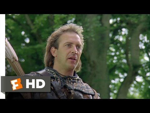 Take it Back Scene - Robin Hood: Prince of Thieves Movie (1991) - HD