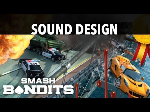 Smash Bandits A Team - Sound Design & Mix Chris Atkins Online