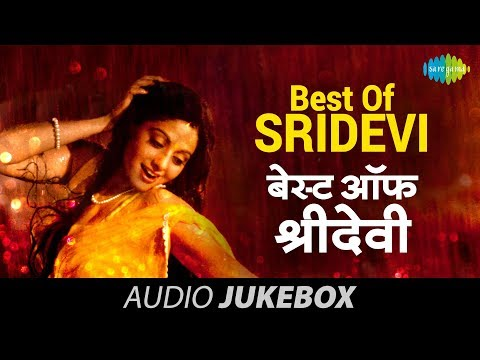 Hits Of Sridevi   Chandni O Meri Chandni   Best Bollywood Songs   Best Of Sridevi Songs