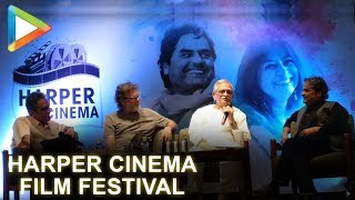 Gulzar | Vishal Bharadwaj | Rakeysh Omprakash Mehra | Masterclass of Harper Cinema Film Festival - HUNGAMA