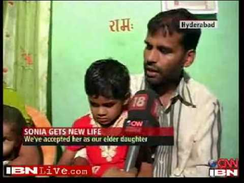 Hindu parents adopt Muslim child in Hyderabad