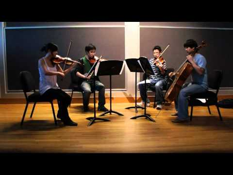 Coldplay - Clocks - String Quartet