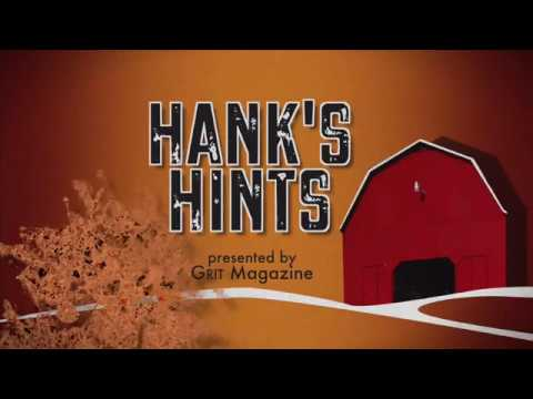 Hank's Hints: Choosing the Best Firewood for Burning
