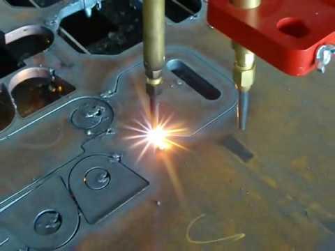Maquina de corte plasma cnc e oxi corte Pantom 1520