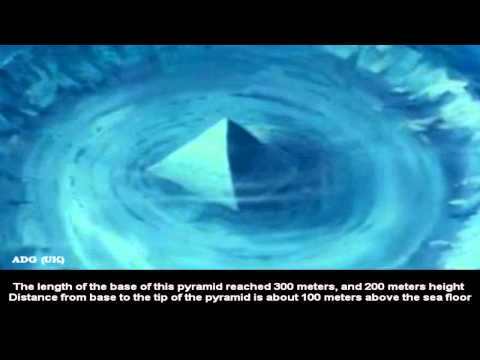 Crystal Pyramid Discovered In Bermuda Triangle 2012 HD
