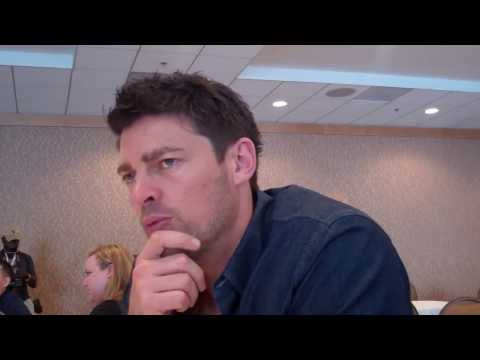 SDCC 2013 - Karl Urban of FOX