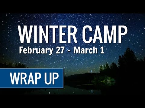 Hume 2015 - Winter Camp, Feb. 27 - Mar. 1