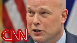 Democrats file lawsuit challenging Whitaker appointment - CNN