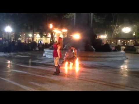 Hanoi Fire Collective at  Vietnam's Got Talent