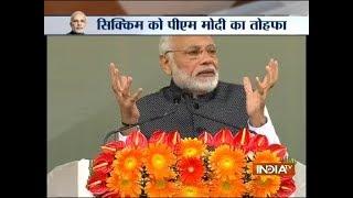 Govt making efforts to conserve environment in Sikkim, says PM Modi - INDIATV