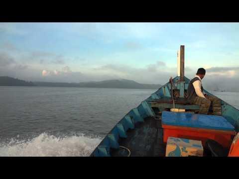 trip memancing di kapal karam yan