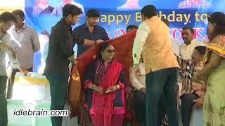 Actor Naresh Birthday celebrations - idlebrain.com - IDLEBRAINLIVE