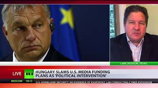Anti-Orban US State Dept repeatedly interferes in Hungarian affairs – Daniel McAdams - RUSSIATODAY