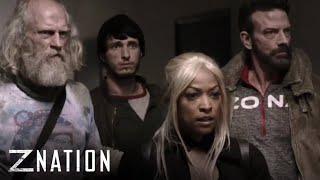 Z NATION | Season 4, Episode 12: Secret Service | SYFY - SYFY