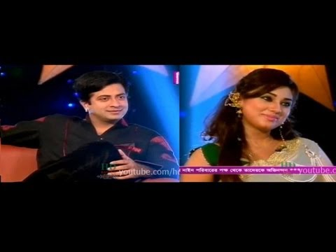 Shakib khan and Apu Biswas in Superstar 2013 [HD]