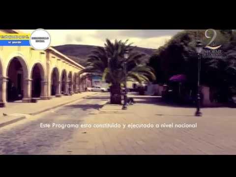 2do Informe de Gobierno: Desarrollo Social Sombrerete